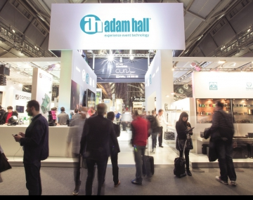 Adam Hall Group presenta primicias mundiales  en la Prolight + Sound