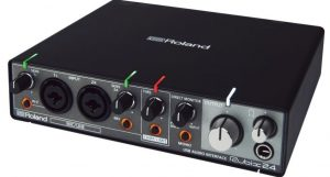 interface de audio ROLAND