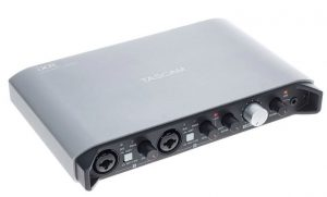 INTERFACE de audio TASCAM